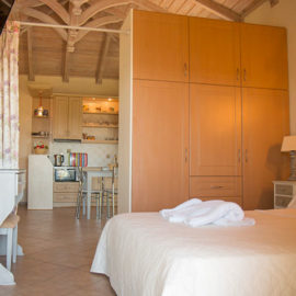 Muses Villas Finikounda room 5