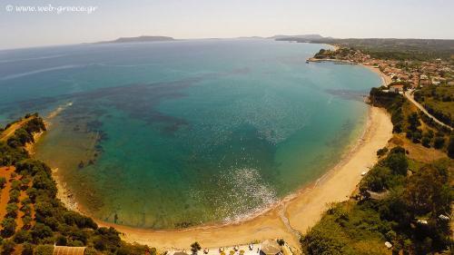Παραλία Λιγονάμμος